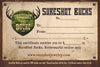 SureShot Bucks Gift Card-SureShot Jewelry