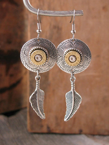 9mm Bullet Casing Dreamcatcher Dangles II