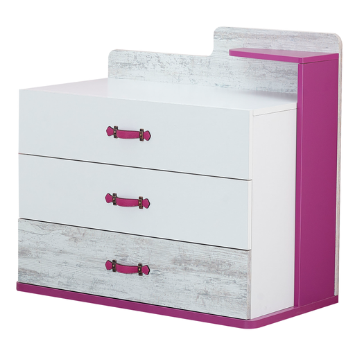 Tarz Commode Violet