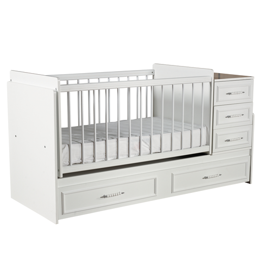 Elite Babybed Wit