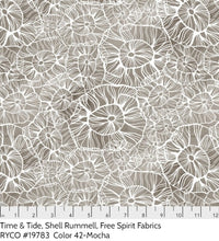 Load image into Gallery viewer, Time & Tide, Shell Rummell, Free Spirit Fabrics