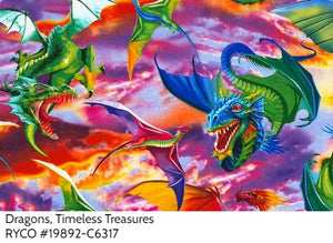 Dragons, Timeless Treasures
