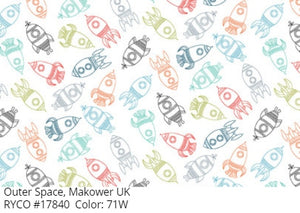 Outerspace, Makower UK