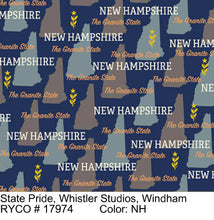 Load image into Gallery viewer, State Pride, Whistler Studios, Windham Fabric