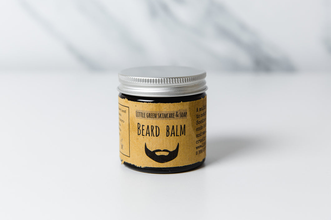 Beard, Hair and Skin Balm (65g)