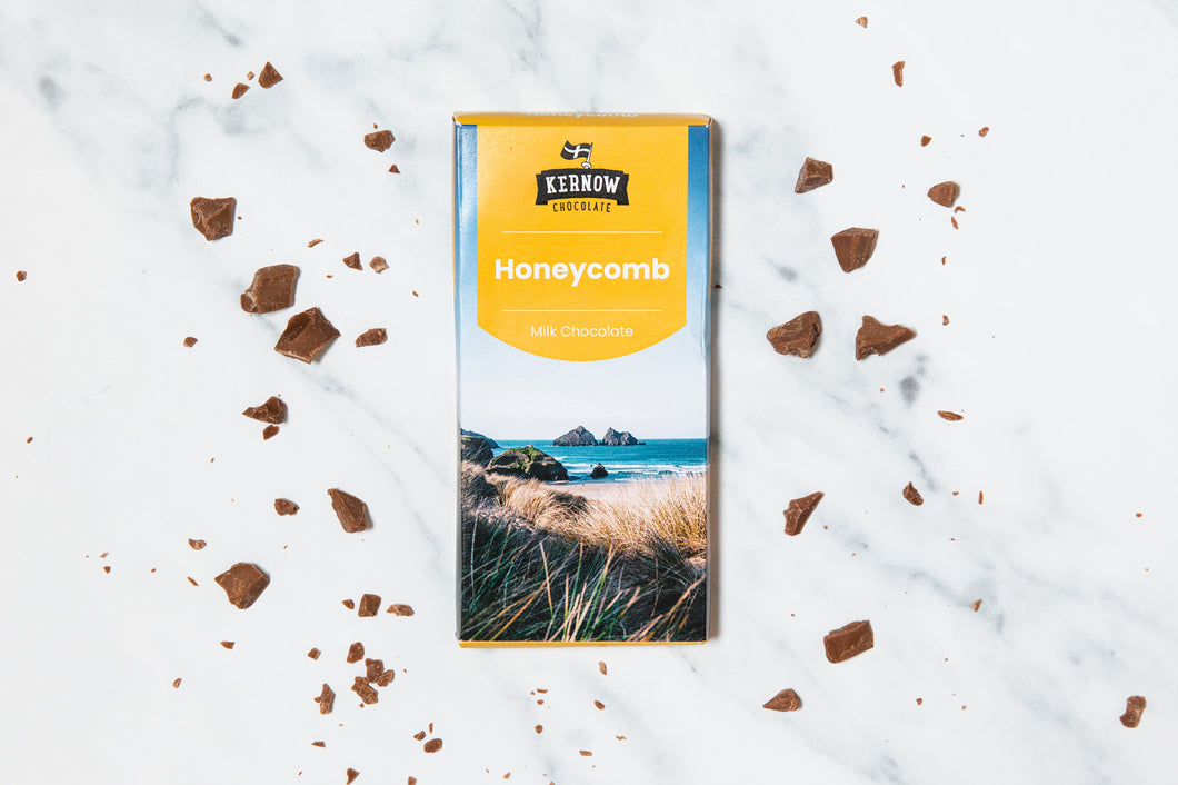 Honeycomb Milk Chocolate Bar (100g)