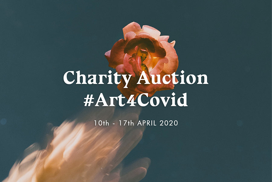 Charity Auction for Covid19