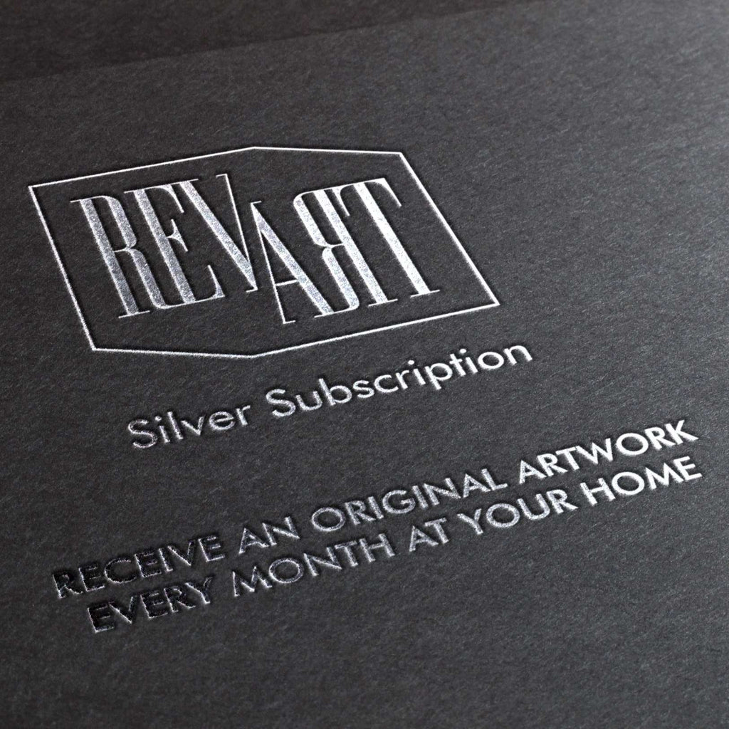 SILVER SUBSCRIPTION - RevArt