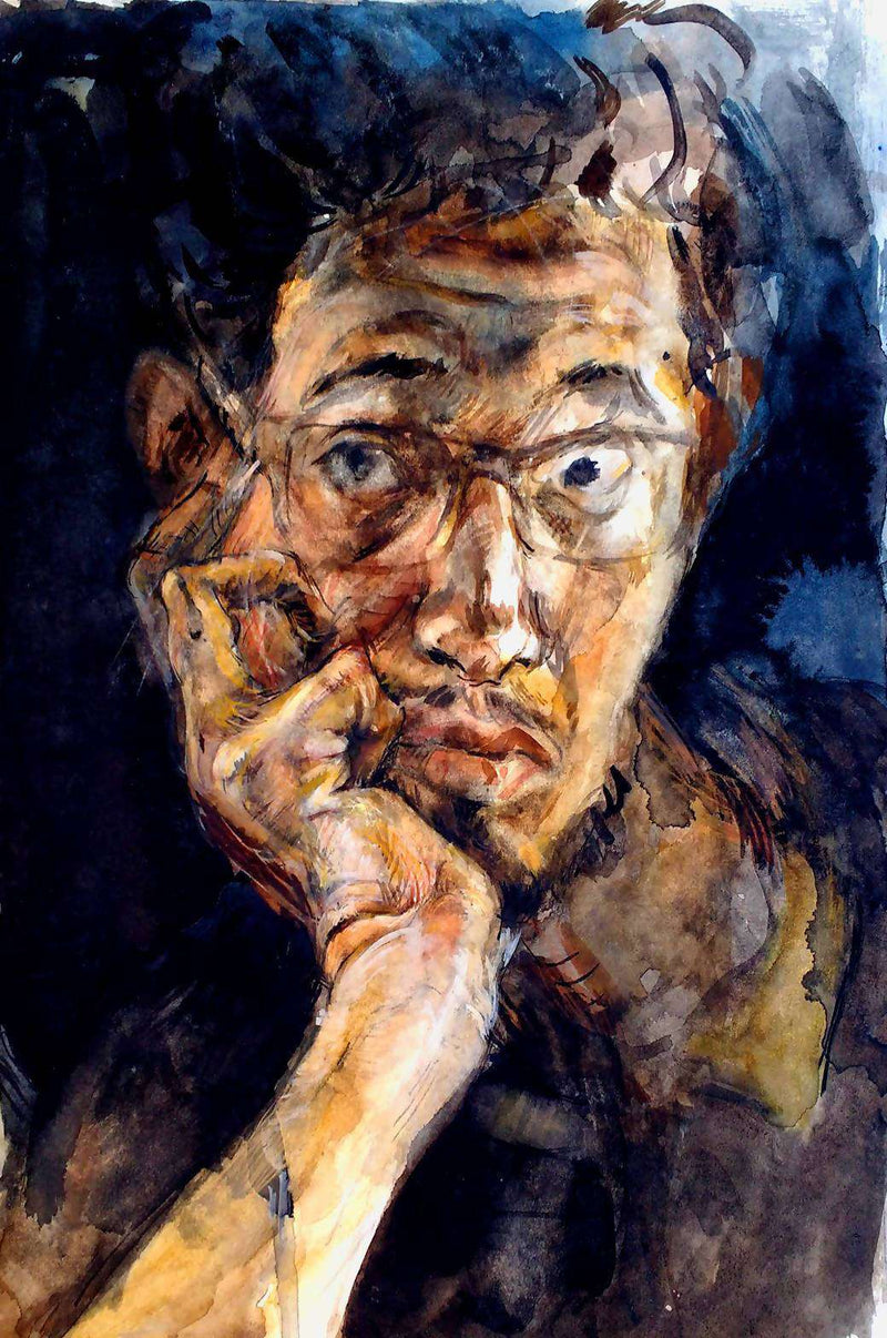 """SELF-PORTRAIT"""