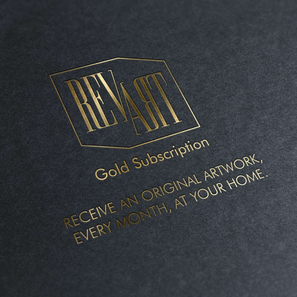 GOLD SUBSCRIPTION - RevArt