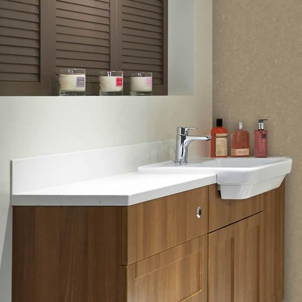 Bushboard Nuance Compact Worktop - 3000 x 360 x 12mm