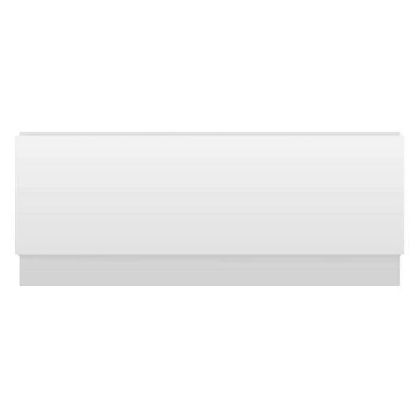 Mayford Gloss White 2 Piece MDF 1500mm Front Panel - BPR101