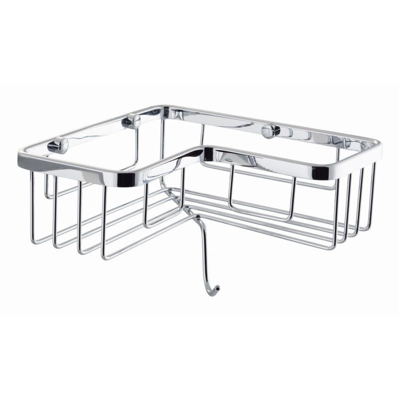 Corner Wire Rectangular Soap Caddy - BSK002