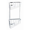 Double Corner Wire Soap Caddy - BSK004