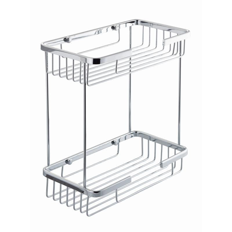 Double Wire Soap Caddy - BSK010