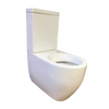 Q4 Zaneti Giro Flush Close Coupled Toilet - Q4-29509/10 - SEAT NOT INCLUDED