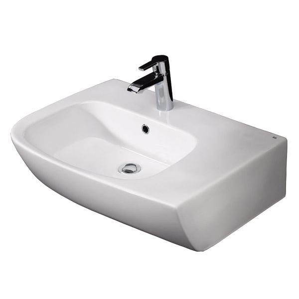 RAK Elena 65cm Counter Top Basin Right Hand - ELENCTBAS1RH - 80% Off