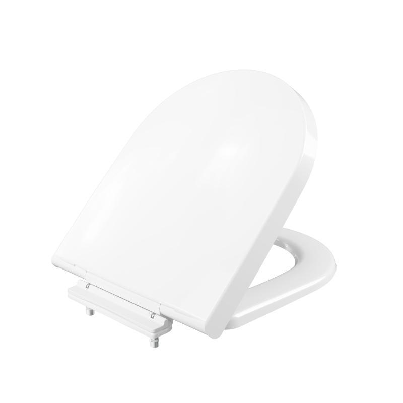 Rapid Fix D-Shaped Soft Close Toilet Seat - SEA012