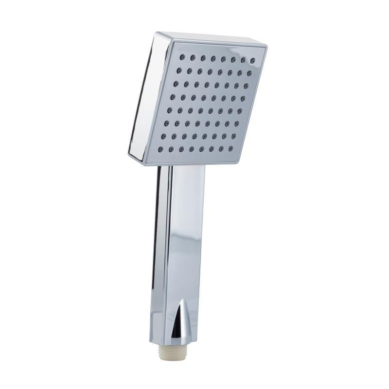 Chrome Square Paddle Shower Handset - SHS001