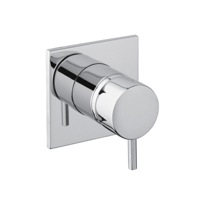 Square/Round Concealed Wall Mounted Mixer Valve - 029.40.002