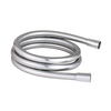 Smooth 1.5m PVC Chrome Hose - 035.53.006