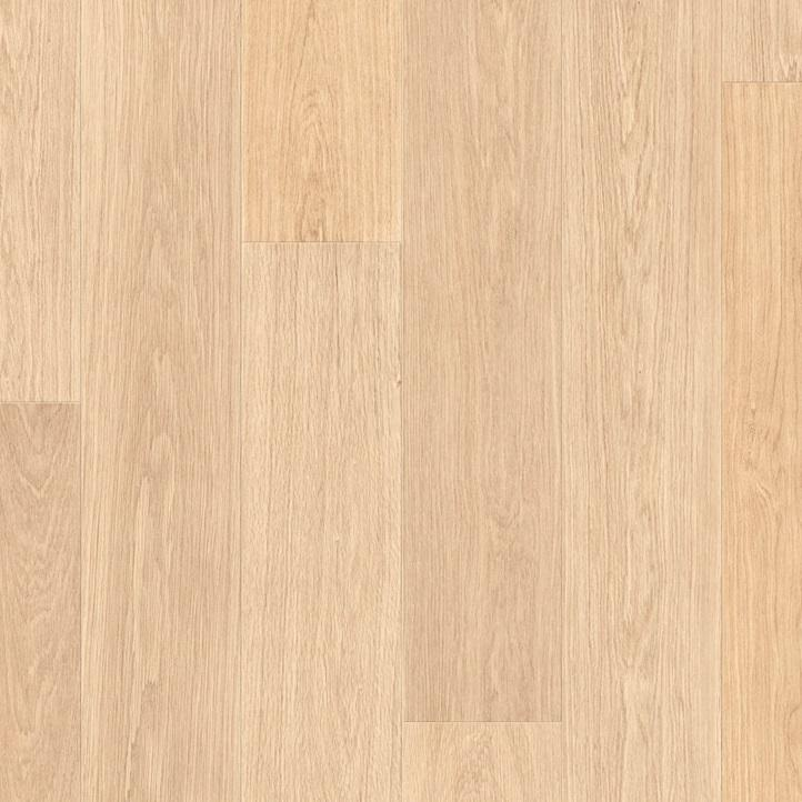 Quick-Step Largo - White Varnished Oak - LPU1283