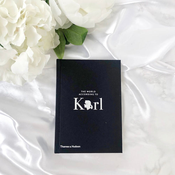 The World According to Karl Book : The Wit and Wisdom of Karl Lagerfeld
