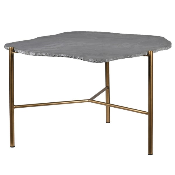 Grey Stone Top Table