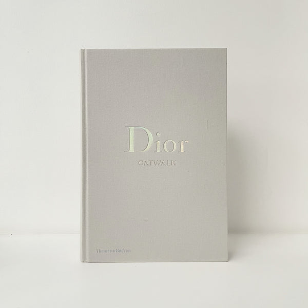 Dior Catwalk : The Complete Collections BOOK