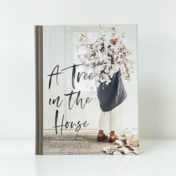 TREE IN THE HOUSE BOOK