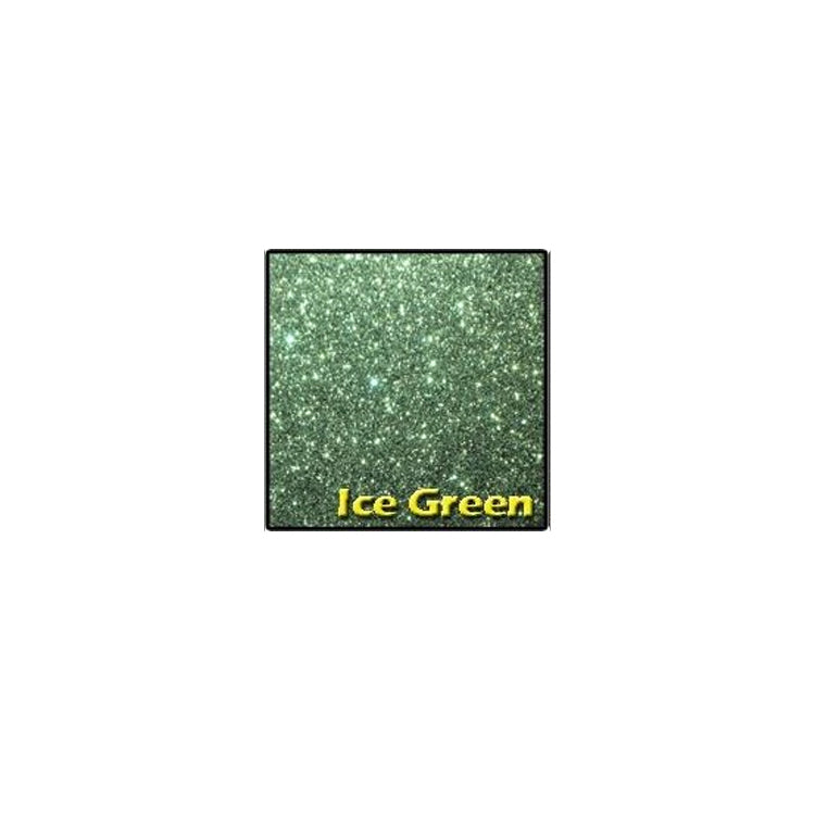PrismFx Ice Green Glass Pearl Powder