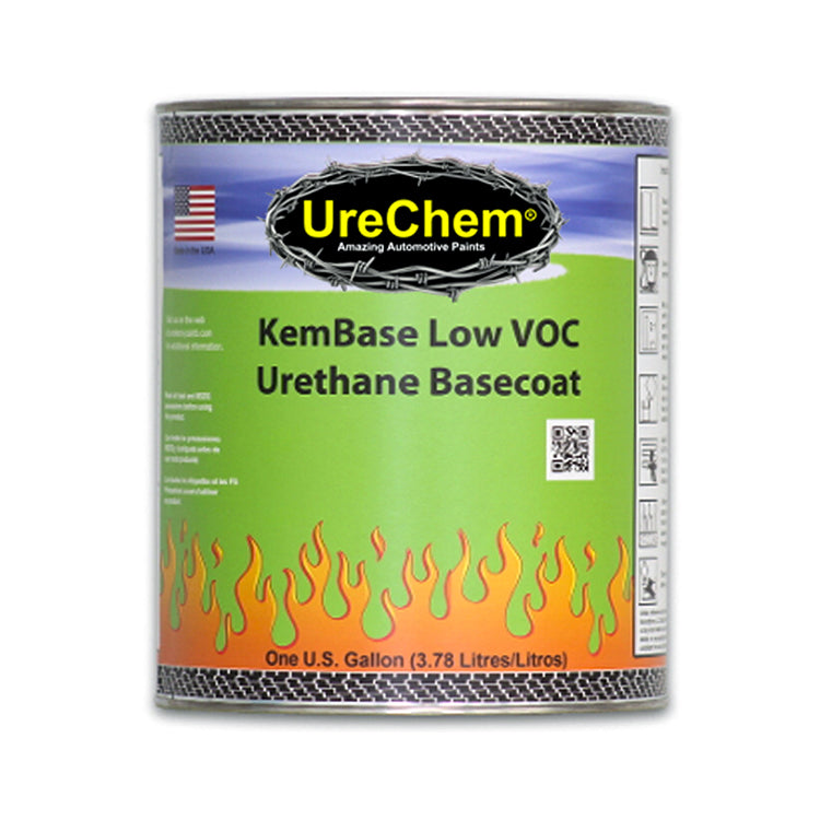UreChem Gallon of Low VOC Basecoat Alone