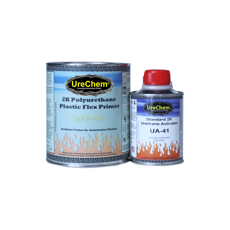 QuadFlex 2K Plastic Primer Quart Kit