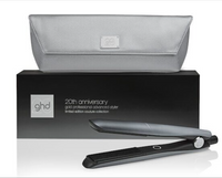 ghd 20th Anniversary Limited Edition Gold Ombre Chrome Straighteners