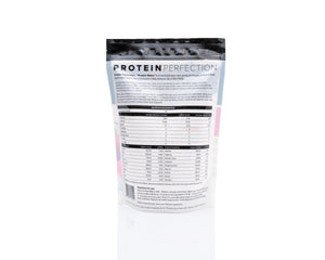 Protein Water Wild Raspberry Bag Back
