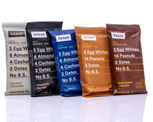 Load image into Gallery viewer, RXBAR Protein Bar Flavours