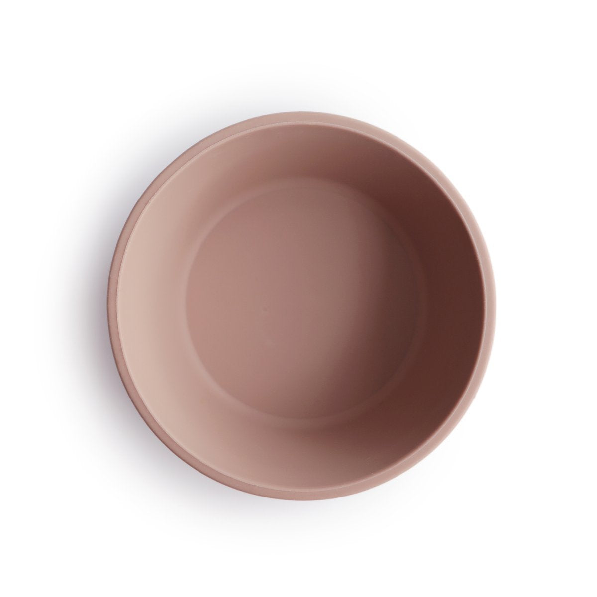 Silicone Suction Bowl (Blush)
