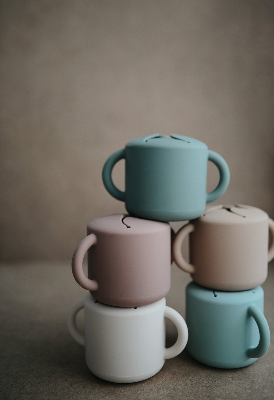 Snack Cup (Cloudy Mauve)