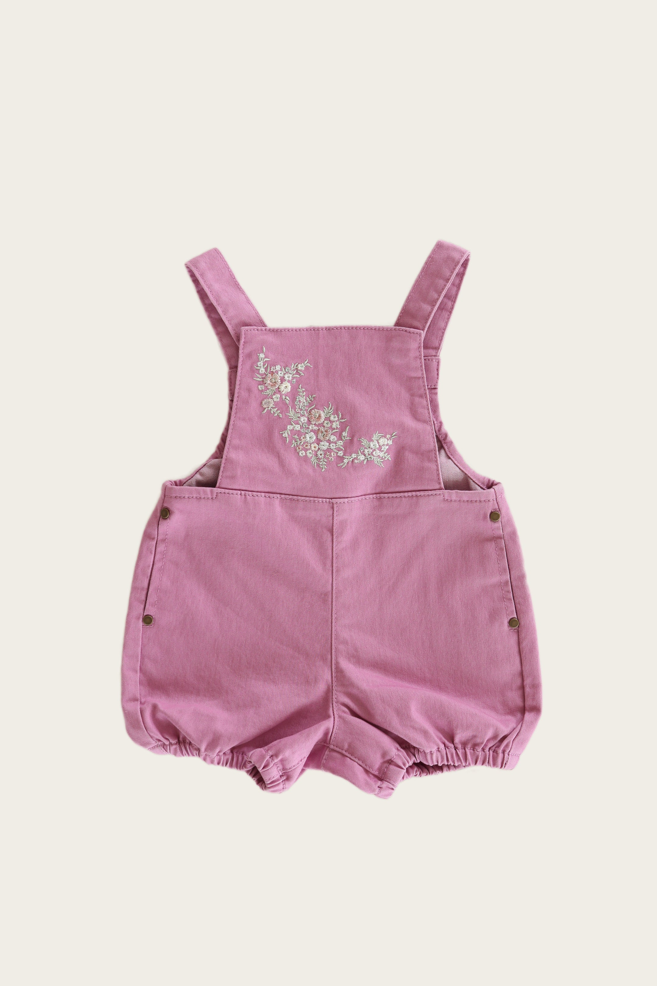 CHARLOTTE PLAYSUIT - ORCHID -Flourish