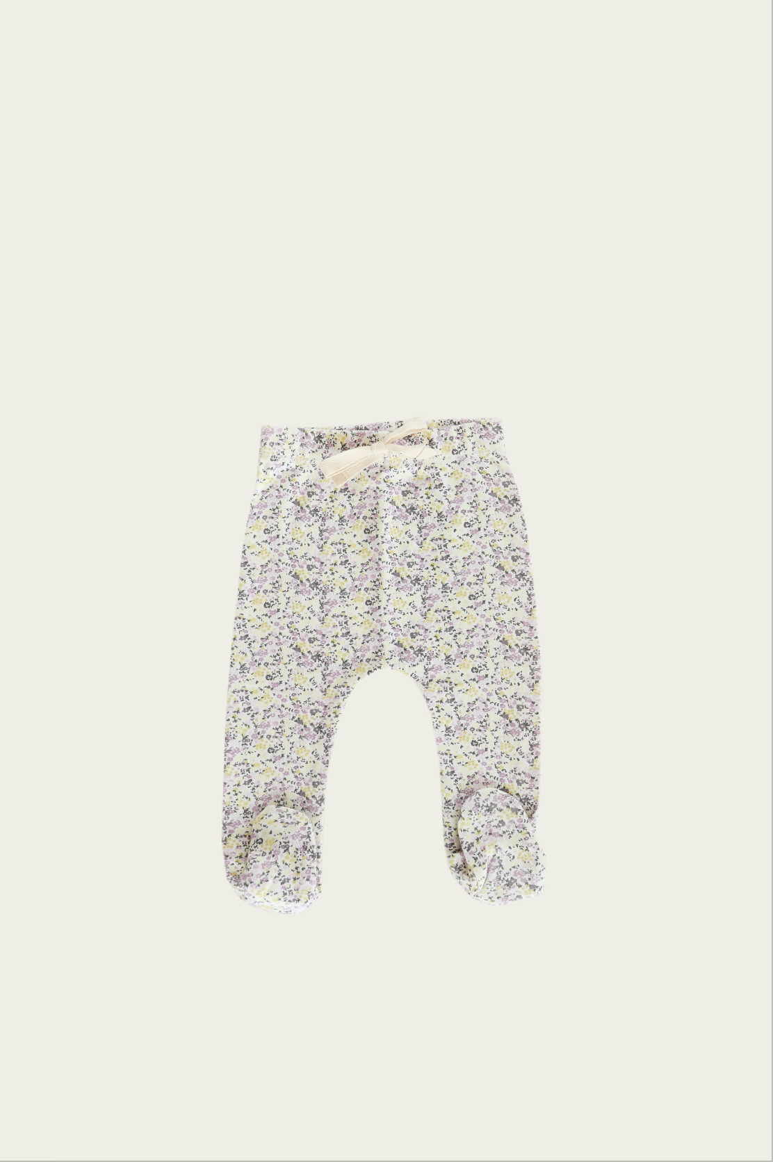 FOOTED PANT - SUMMER FLORAL - Carousel