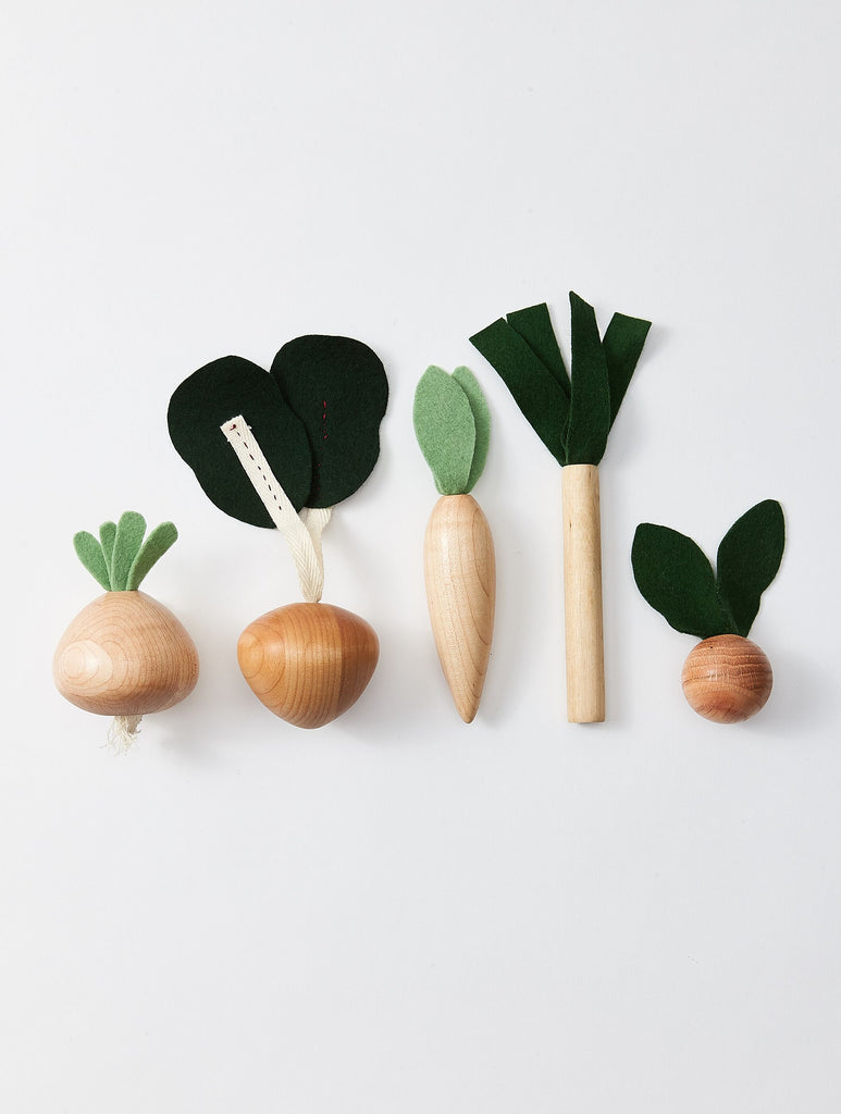Veggie Play Food Set (4676961435741)