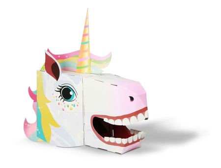 Masca 3D Unicorn - Kosmos Kids