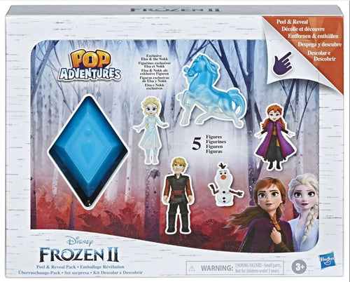 Set de joaca Frozen II - Disney - 5 mini figurine - Kosmos Kids
