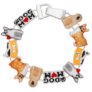 Dog Magnetic Closured Bracelet