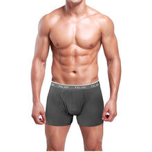 Load image into Gallery viewer, Falari Men's 4-Pack Bamboo Rayon Ultra Soft Lightweight Breathable Boxer Briefs Underwear