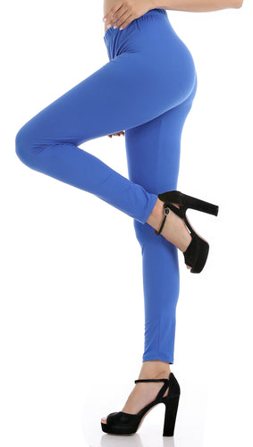 Falari Classic Leggings - Royal