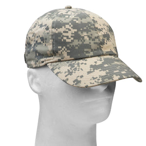 Classic Baseball Cap Soft Cotton Adjustable Size - Desert Digital