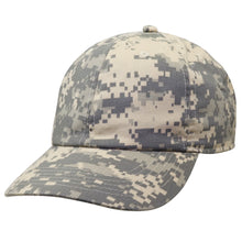 Load image into Gallery viewer, Classic Baseball Cap Soft Cotton Adjustable Size - Desert Digital