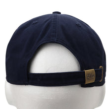 Load image into Gallery viewer, Classic Baseball Cap Soft Cotton Adjustable Size - Navy