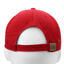 Load image into Gallery viewer, Classic Baseball Cap Soft Cotton Adjustable Size - Red